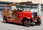 Einsatzfahrzeug Saurer 1926