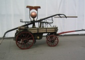 Feuerspritze Wädensweil 1891