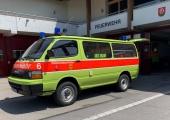 Verkehrsfahrzeug VKF